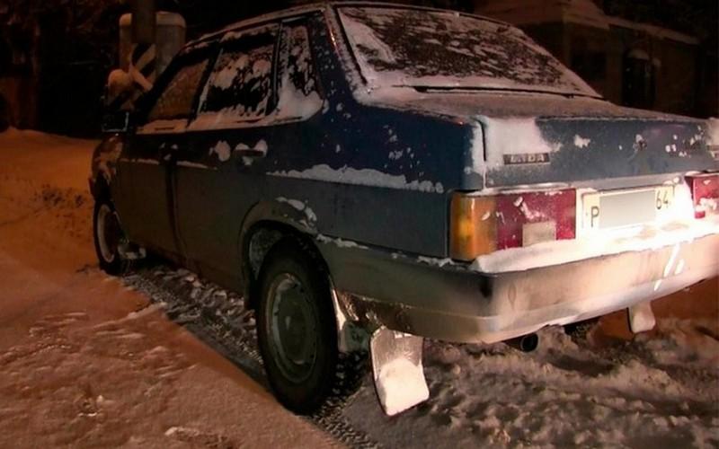 В Брянске гаишники поймали пьяного угонщика «девятки»