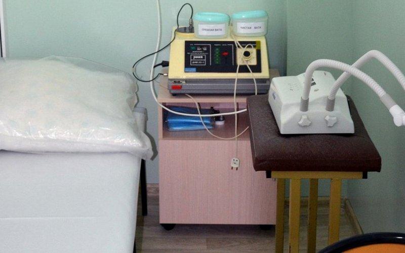 В Брянске отремонтировали отделение клинико-диагностического центра