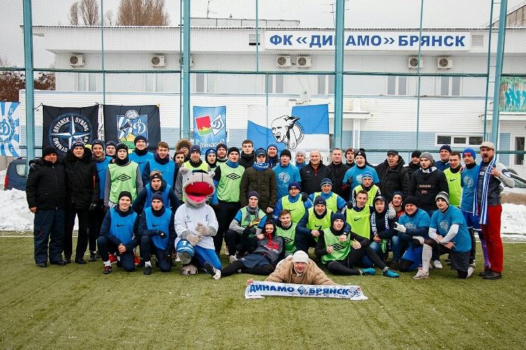 В Брянской области прошел турнир по футболу
