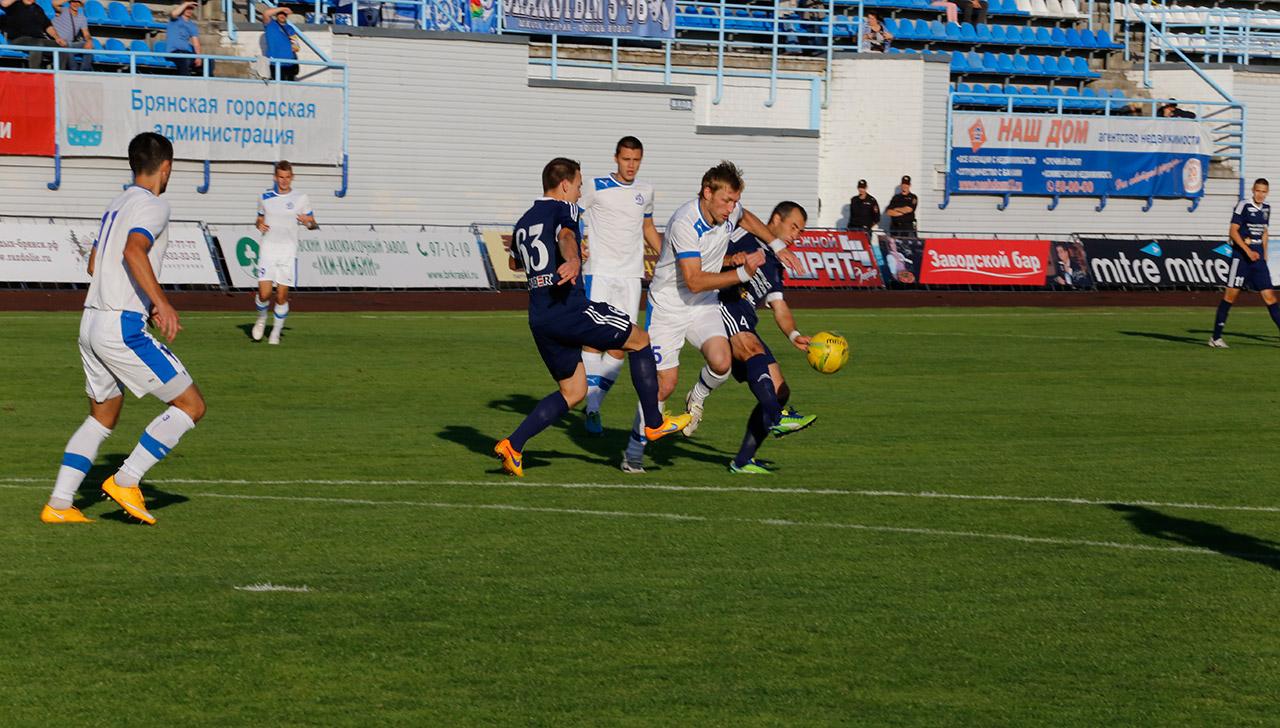 В Брянской области открыли Академию футбола «Динамо-Брянск»