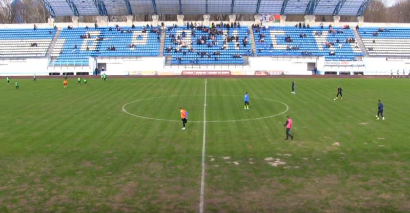 ФК «Динамо Брянск» одержал победу над «Зорким»