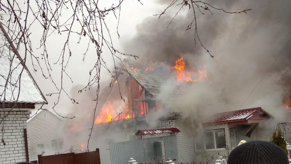 В Брянской области произошло 6 пожаров за минувшие сутки