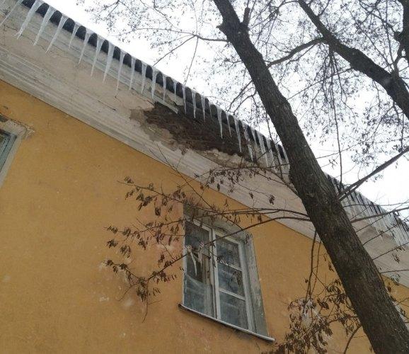Брянских жителей пугает состояние своего дома