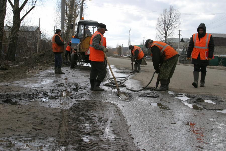 В Брянске 63 дороги из 189 отремонтировали с браком