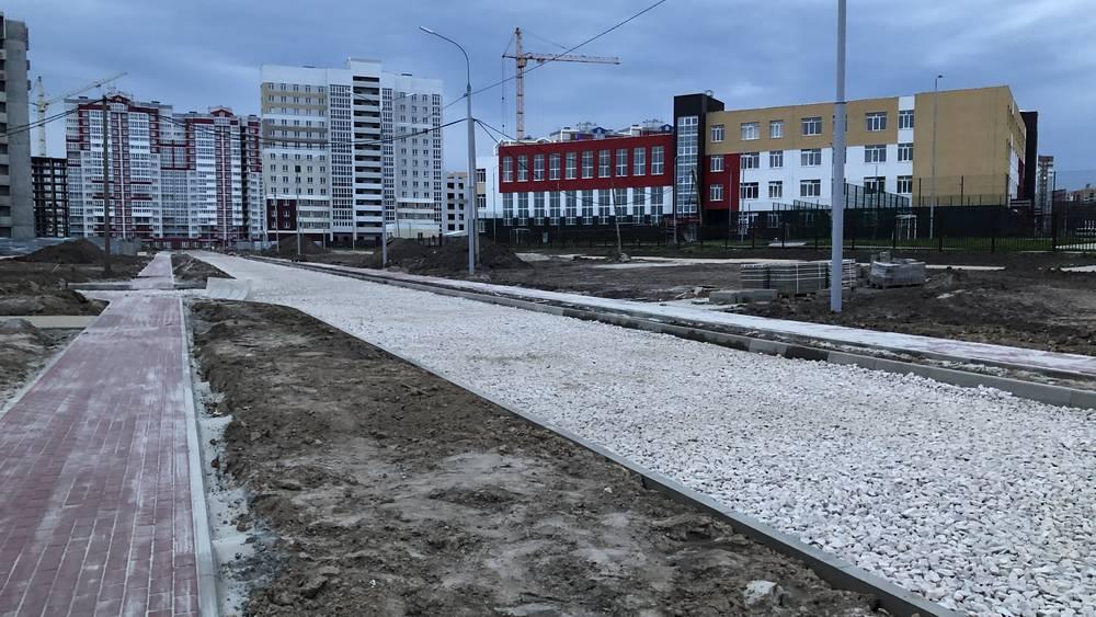 Две новые дороги построят в районе старого аэропорта в Брянске