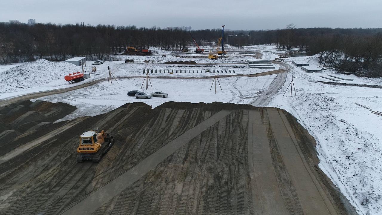 10 марта объявят победителя тендера на строительство моста для автодороги «Брянск I – Брянск II»