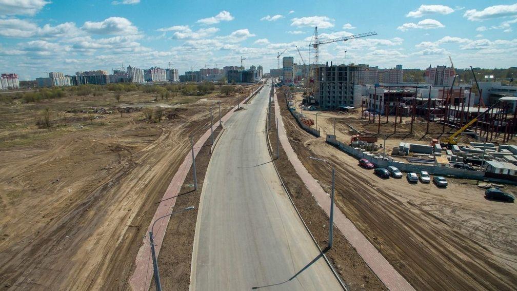 В Советском районе Брянска построят автодорогу за 928 миллионов рублей
