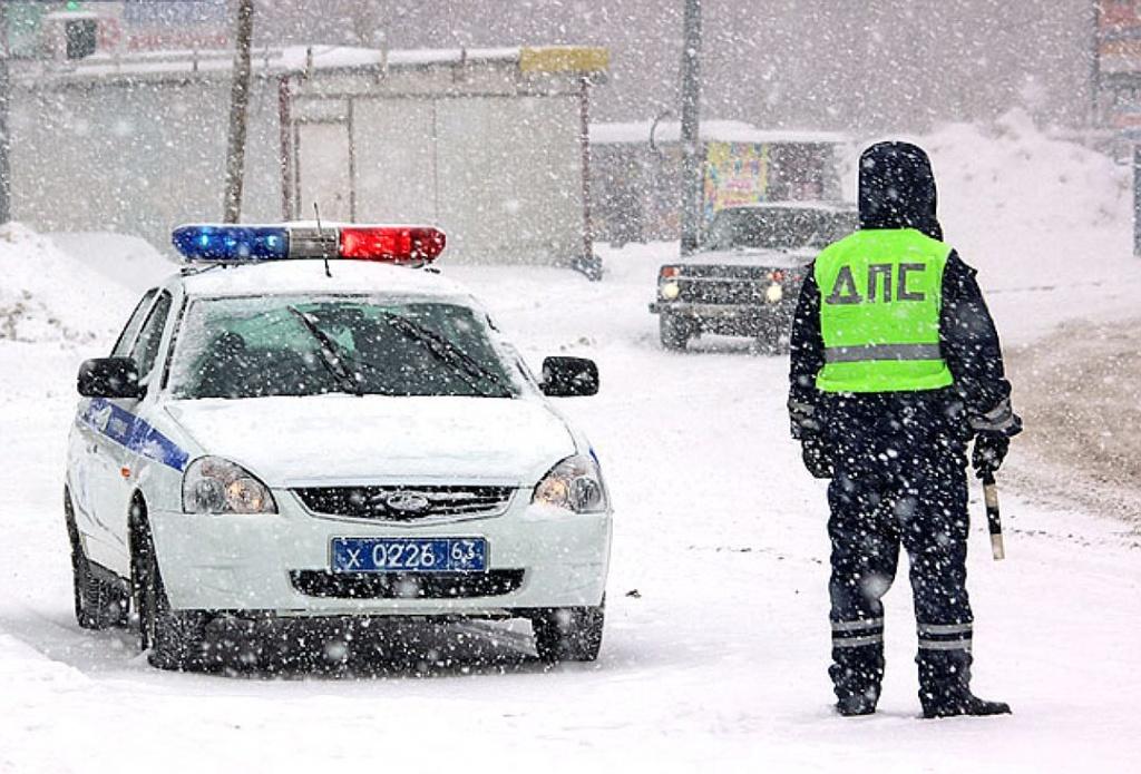 Сотрудники ГИБДД призвали брянских водителей к трезвости