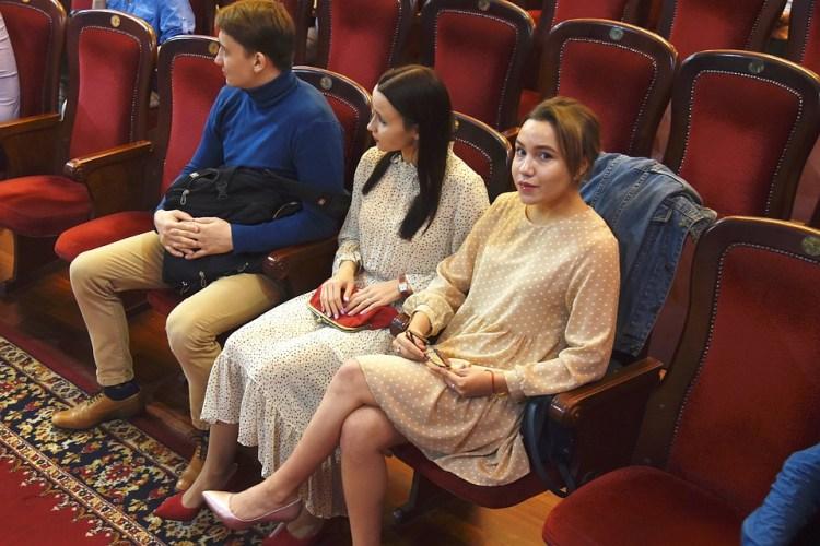 В брянском театре драмы появились новые артисты