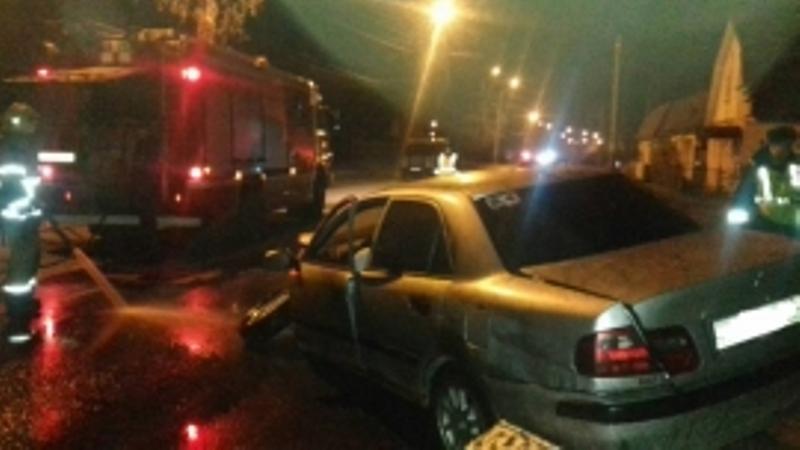 В Брянске произошла страшная авария, есть пострадавшие