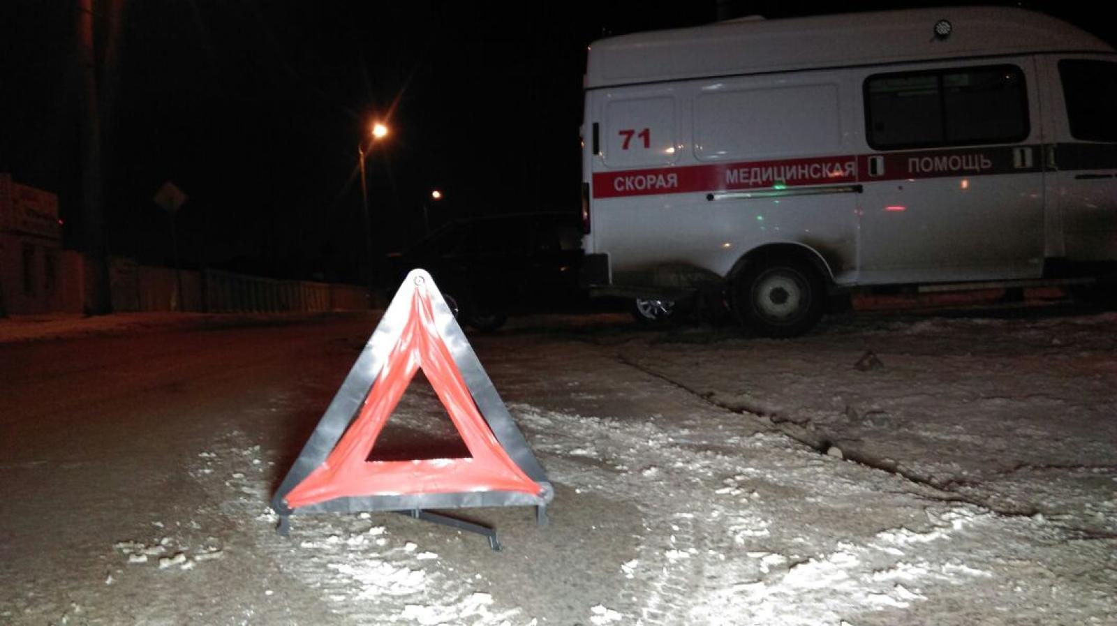 В Брянском районе разбилась иномарка: водитель ищет очевидцев ДТП
