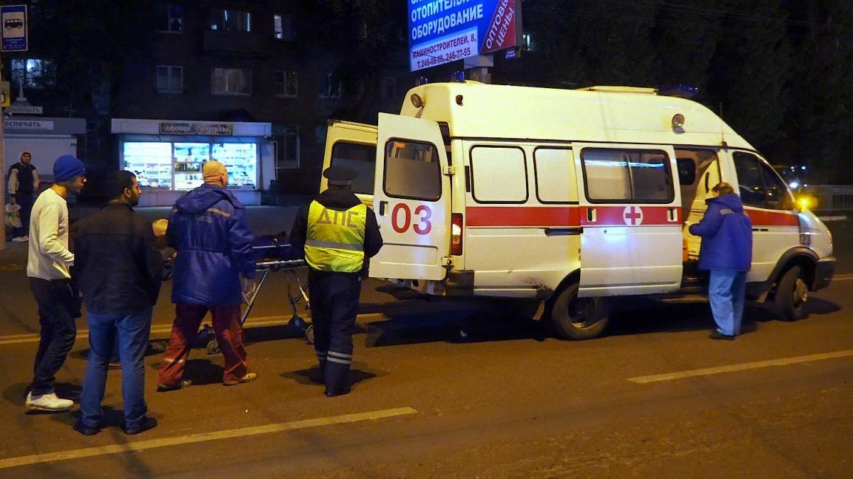 Водитель Skoda сбил 35-летнего пешехода на проспекте Московском в Брянске