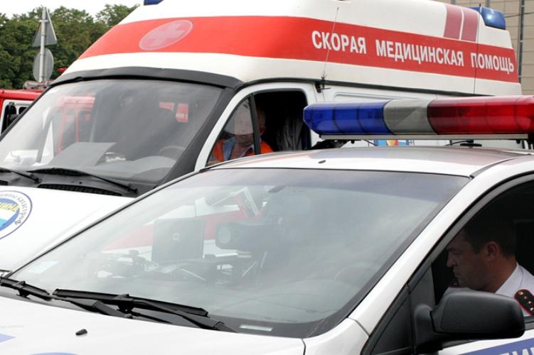 В Клетне столкнулись грузовик и легковушка: есть пострадавший