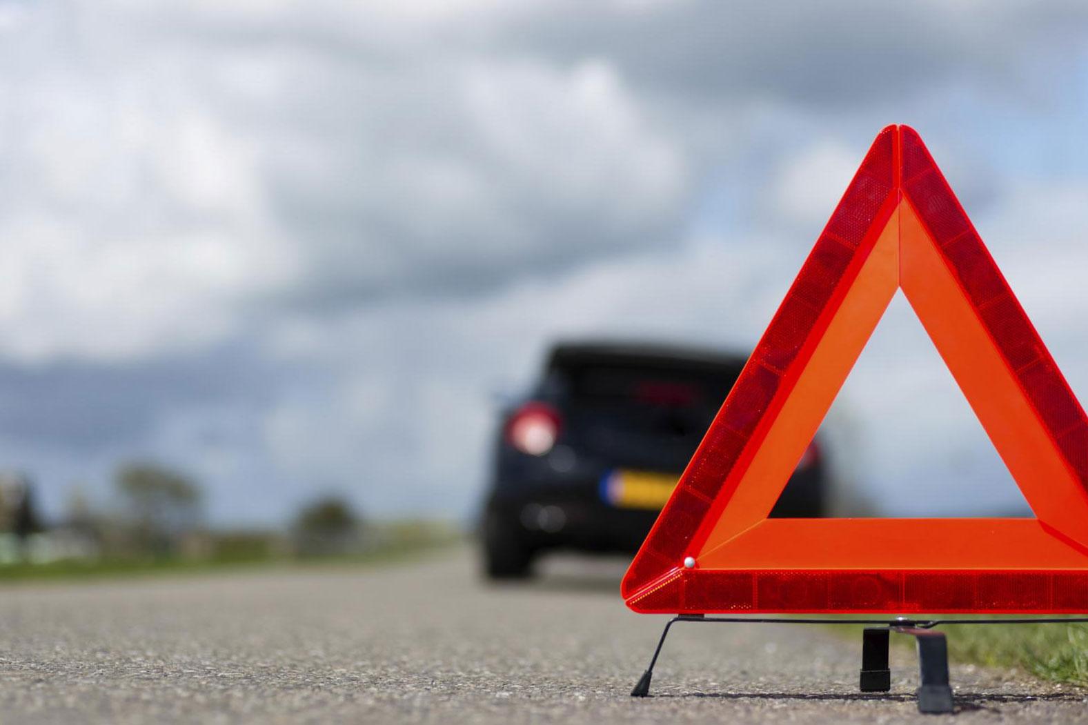 В ДТП в Радице-Крыловке пострадали 19-летние пассажирки легковушки
