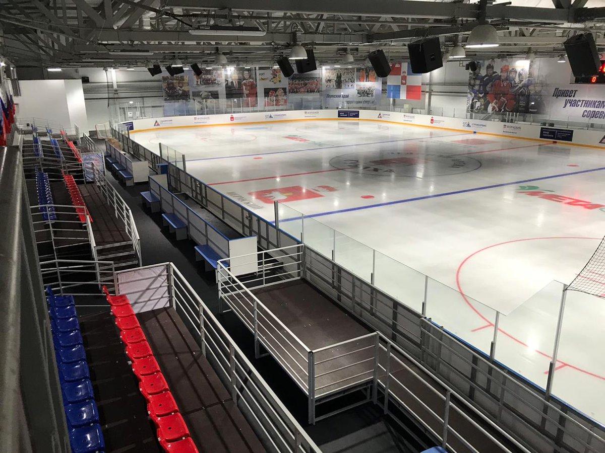 В УФАС признали недействительным контракт на закупку оборудования для ледового дворца в Новозыбкове