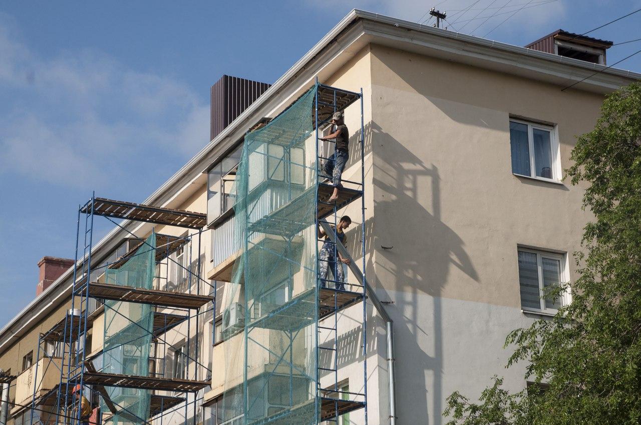 В 2021 году приведут в порядок 270 многоквартирных домов в Брянской области