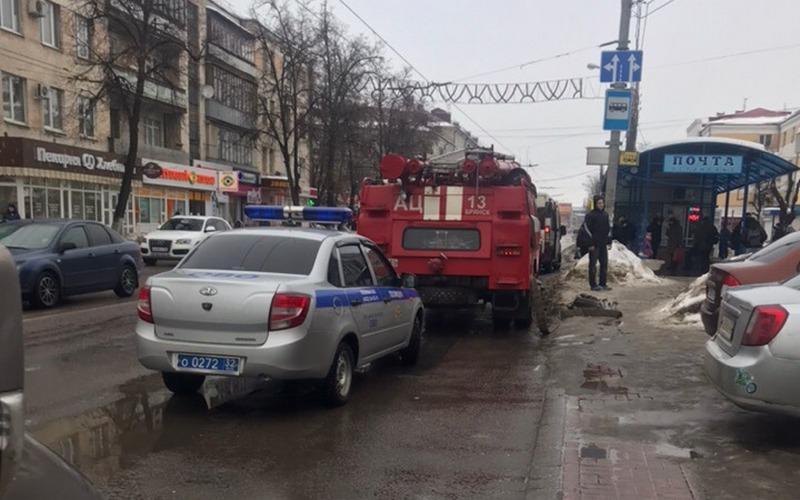 В Брянске эвакуировали торговый центр «Весна»
