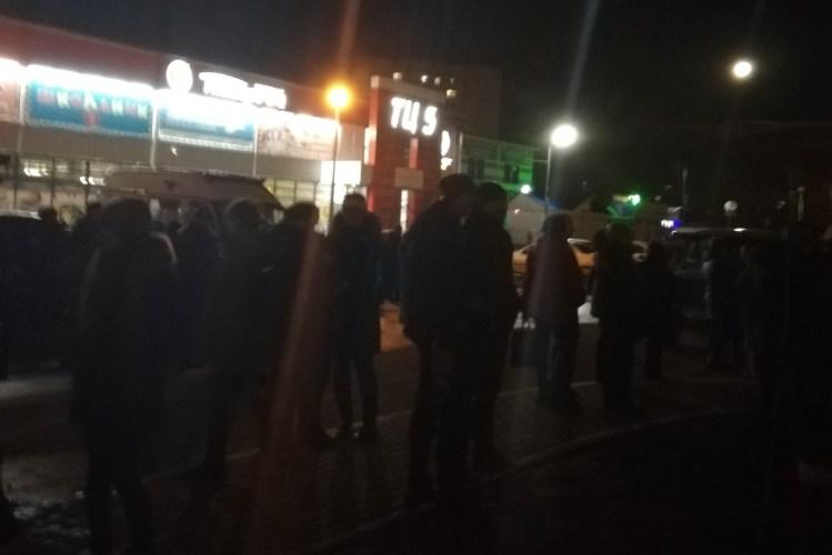 В Брянске эвакуировали жильцов многоэтажки на улице Красный Маяк
