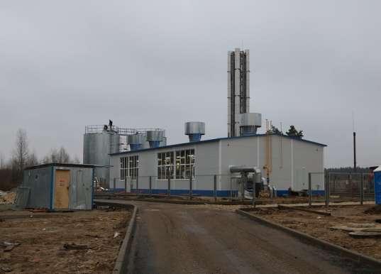 В Фокинском районе Брянска строительство блочно-модульной котельной завершили