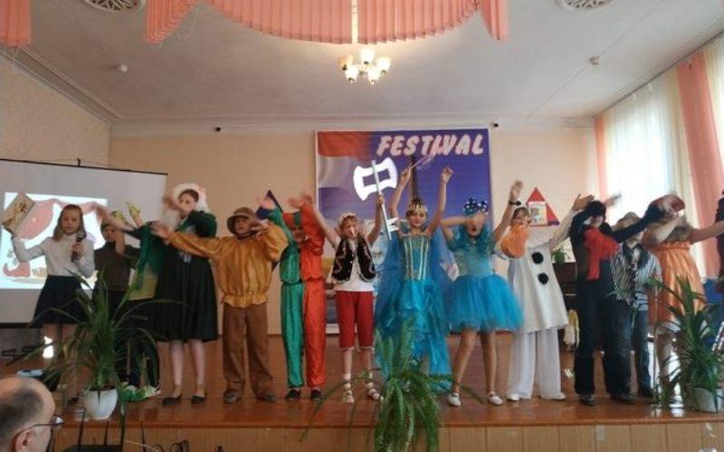 В Брянске проходит XI школьный фестиваль французского языка