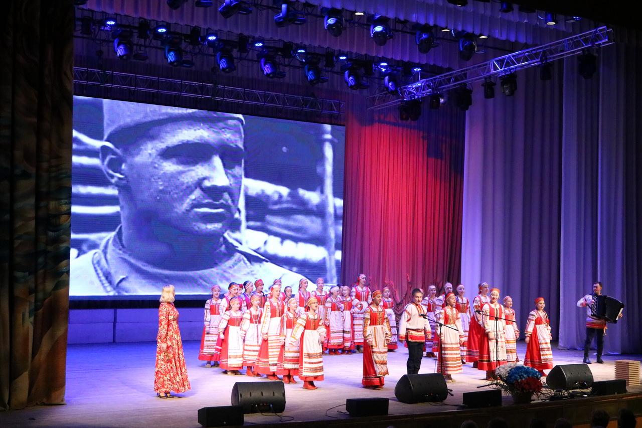 Заключительный концерт фестиваля «Сюда нас память позвала» пройдет в Брянске