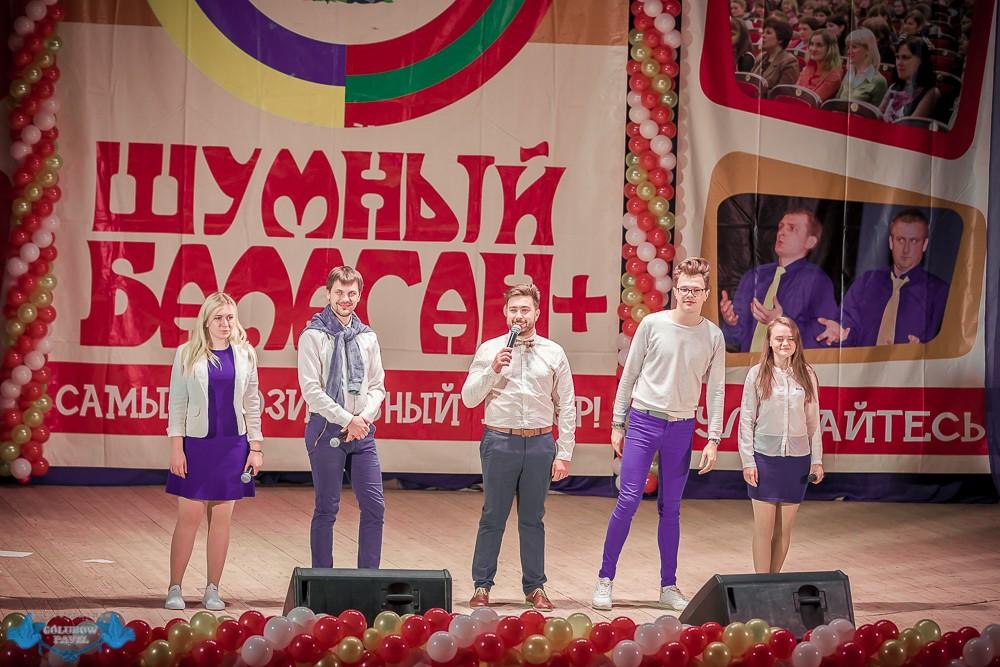 Студенческий фестиваль «Шумный балаган» состоится в Брянске 26 марта