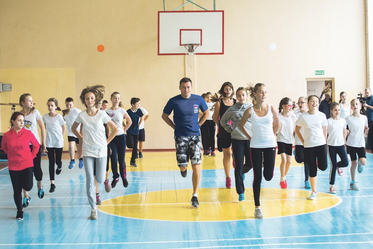 Брянский физрук поборется за титул лучшего учителя страны