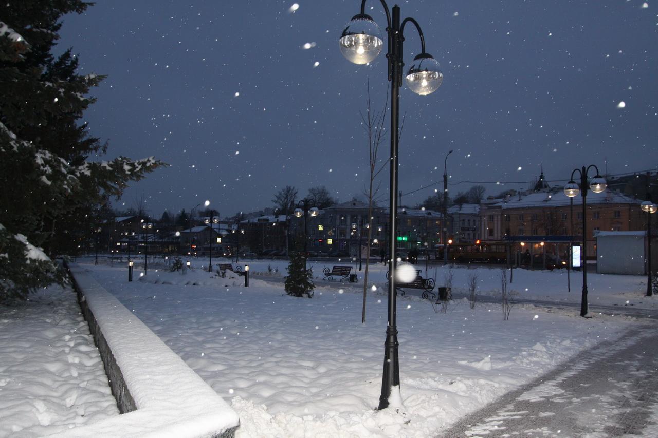 Новое освещение появится на улице Сталелитейной в Брянске