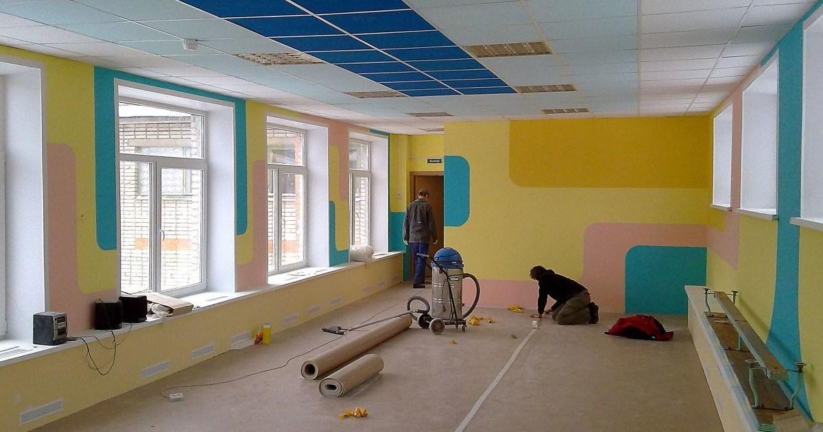 Около 90 миллионов рублей потратят на ремонт брянских учреждений образования