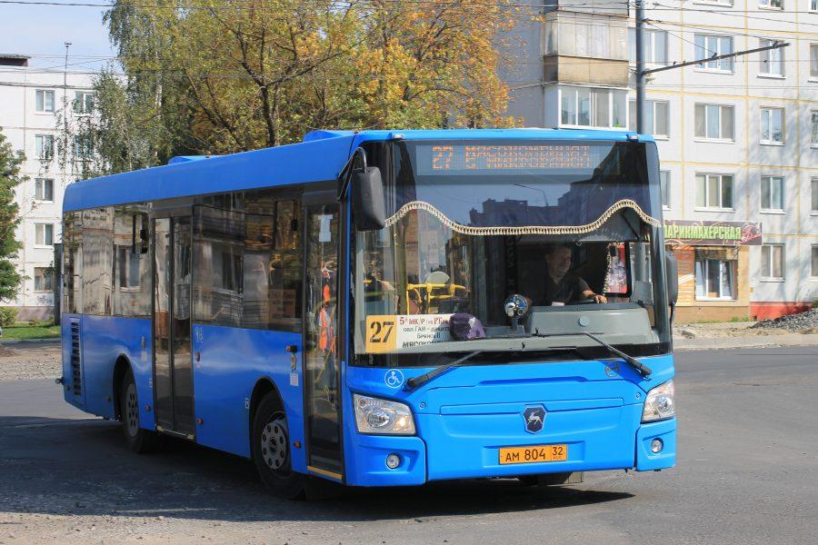 В Брянске появятся 32 автобуса с кондиционерами