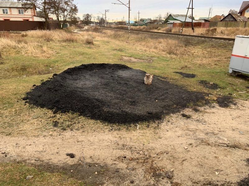 Жители Сельцо возмущаются ремонтом дороги