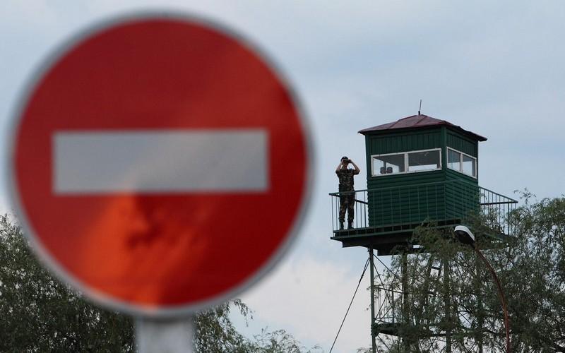 Трое азербайджанцев незаконно пресекли границу, благодаря преступной группе