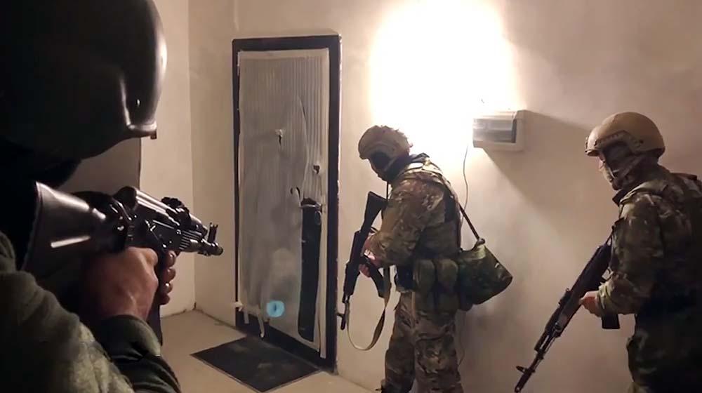В Брянске задержали организаторов межрегиональной экстремистской группировки