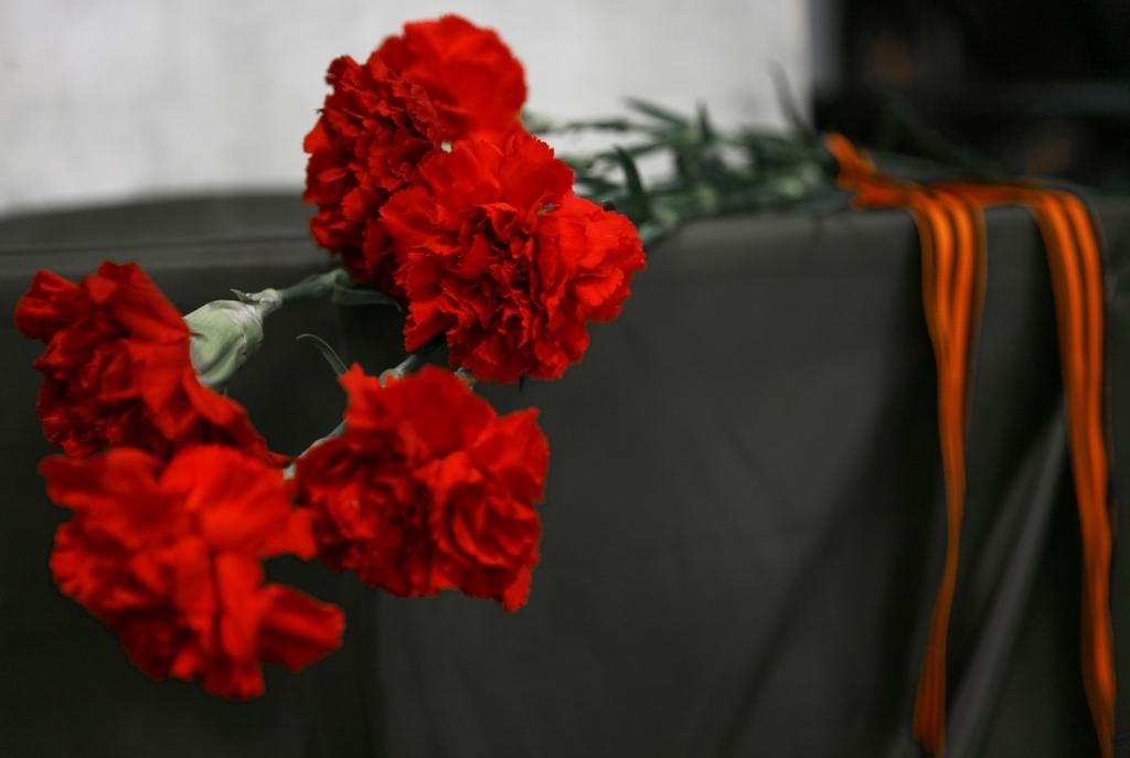В Стародубе Брянской области почтили память павших земляков