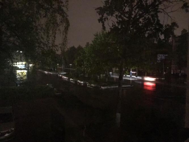 Брянцы жалуются на отсутствие света на Харьковской