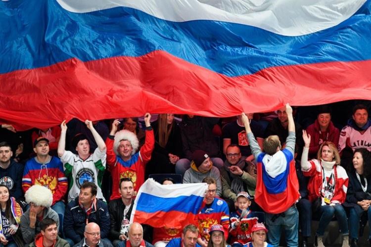 Российские хоккеисты разгромили австрийцев на чемпионате мира