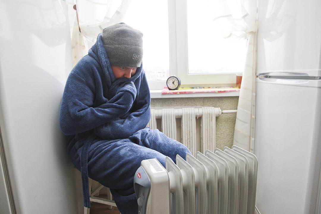 В Брянске многоэтажку отрезали от отопления во время аномальных холодов