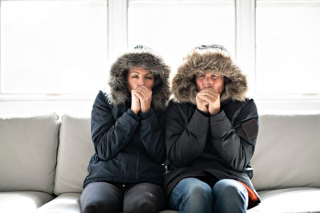 В селе Слободище Дятьковского района замерзают жильцы многоквартирного дома