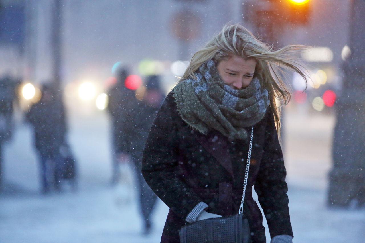 В Брянской области 20 января ожидается 26 градусов мороза