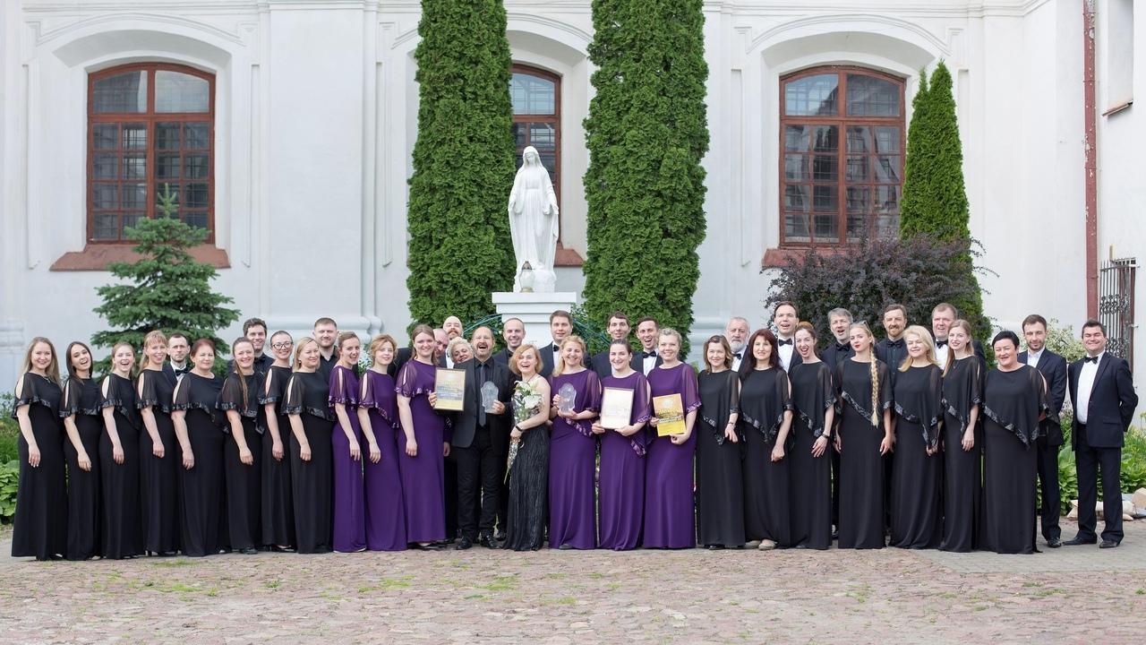 Брянский городской академический хор покорил новые высоты