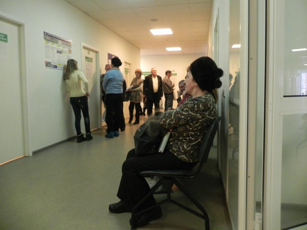 Жительница Брянска два года не может попасть на прием к неврологу