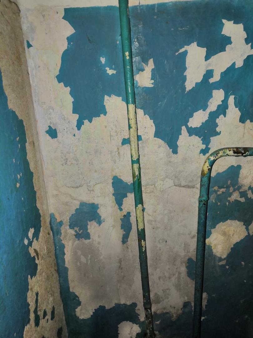 В Брянске сфотографировали ужасы пятиэтажки на улице Донбасской
