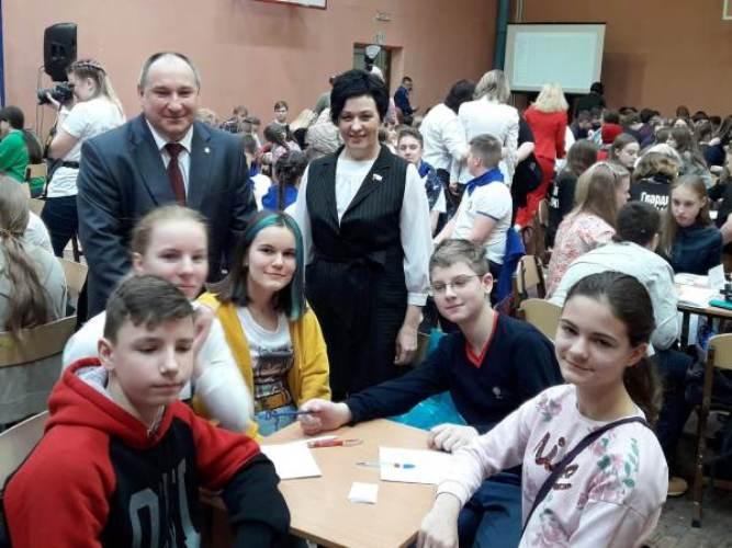 В Брянске стартовал международный фестиваль интеллектуальных игр
