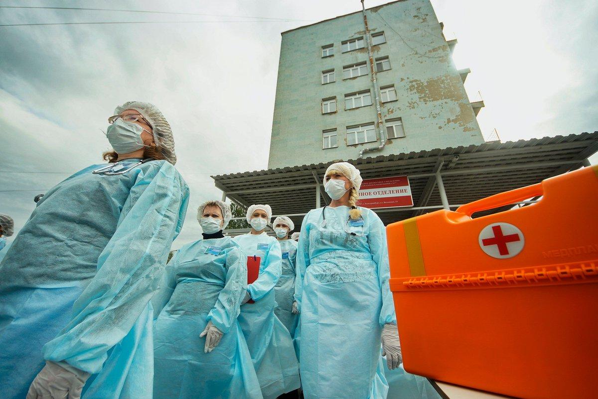 Брянская область перешагнула 17-тысячный коронавирусный рубеж