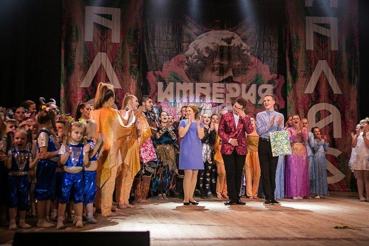 Брянский театр танца «Аплас» впечатлил зрителей новым шоу