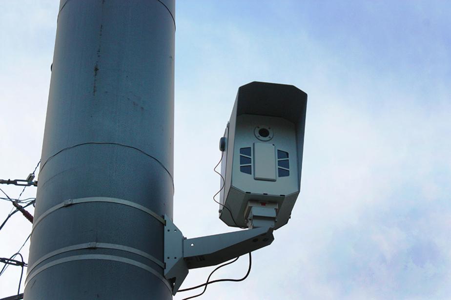 В Брянске на Авиационной разместили камеру фиксации дорожных нарушений