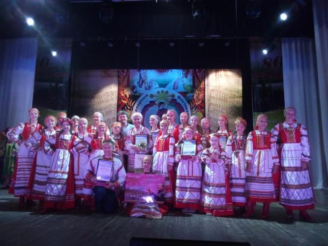 Брянская детская школа искусств выступила на Всероссийском фольклорном конкурсе