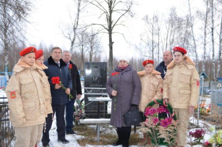 В Климовском районе почтили память героев