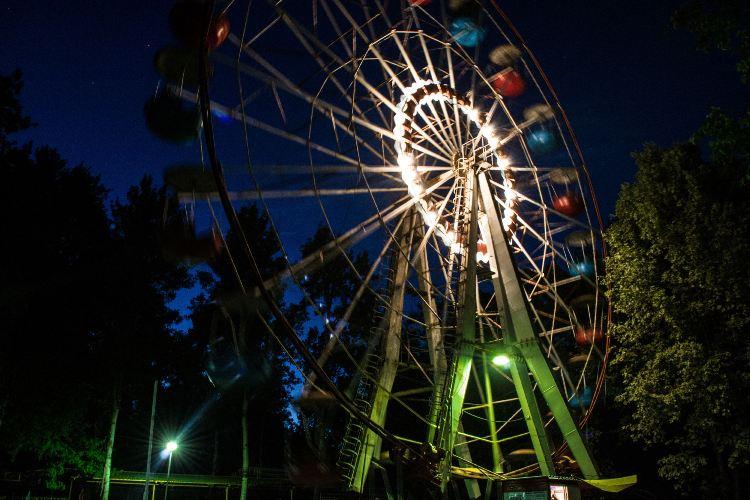 В Брянске на Кургане Бессмертия появится новое колесо обозрения