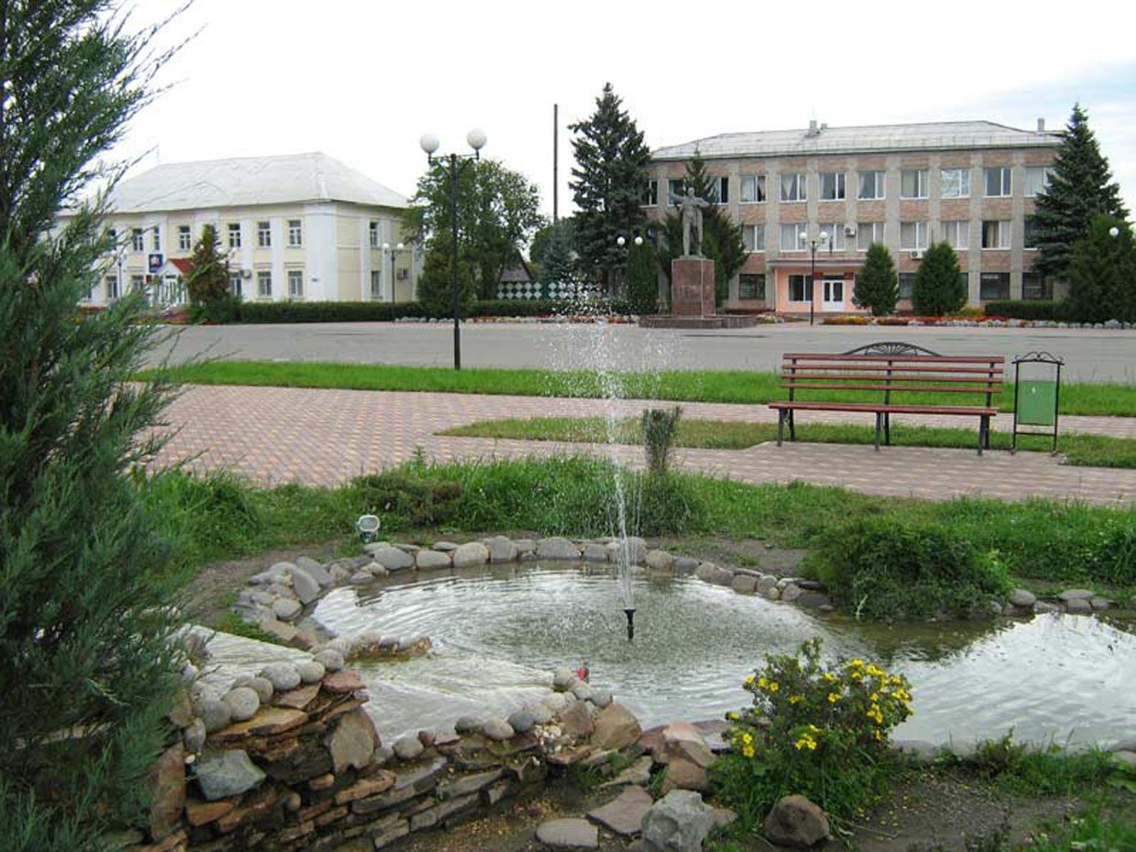 Проект «Решаем вместе» успешно реализуется в Комаричском районе Брянской области